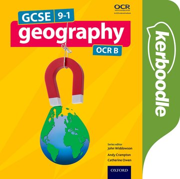 GCSE Geography OCR B Kerboodle Book