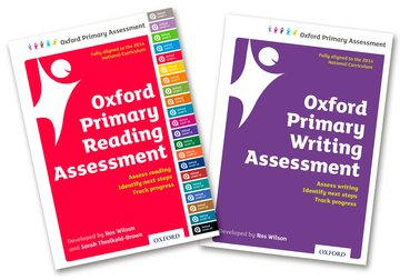 Oxford Primary English Assessment Handbook Pack