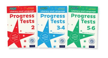 Read Write Inc. Literacy and Language: Years 2 to 6: Progress Tests (Pack of 3 Handbooks)