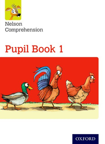Nelson Comprehension: Year 1/Primary 2: Pupil Book 1 (Pack of 15)