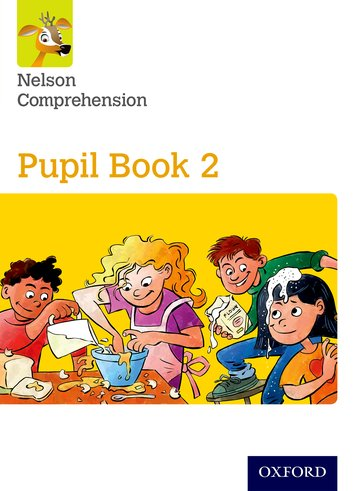 Nelson Comprehension: Year 2/Primary 3: Pupil Book 2 (Pack of 15)