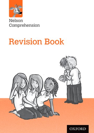 Nelson Comprehension: Year 6/Primary 7: Revision Book Pack of 10