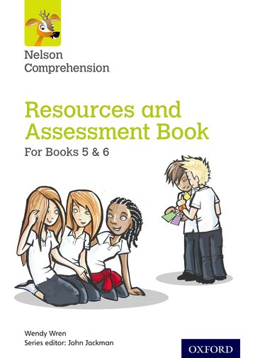 Nelson Comprehension: Years 5  6/Primary 6  7: Resources and Assessment Book for Books 5  6