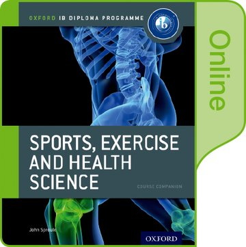 IB Sports, Exercise and Health Science Online Course Book