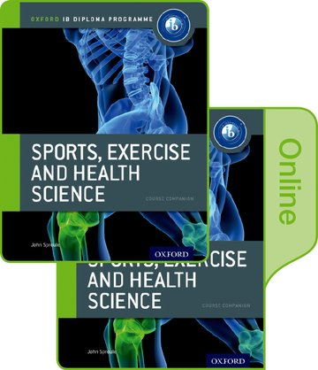 IB Sports, Exercise and Health Science Print and Online Course Book Pack