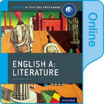 IB English A Literature Online Course Book
