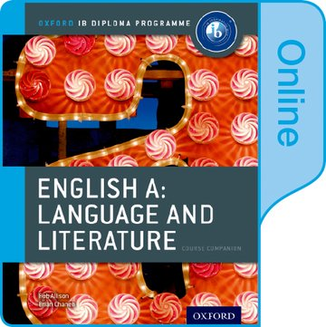 IB English A Language and Literature Online Course Book
