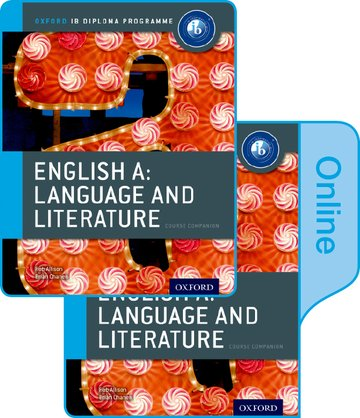 IB English A Language and Literature Print and Online Course Book Pack