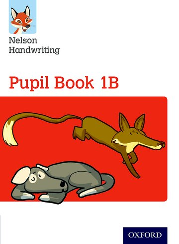 nelson handwriting year 1 primary 2 pupil book 1b oxford university press. Black Bedroom Furniture Sets. Home Design Ideas