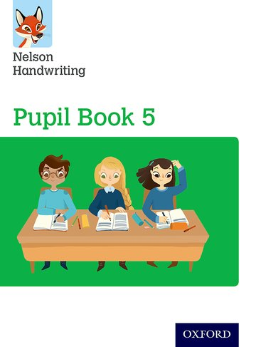 Nelson handwriting nelson handwriting year 5primary 6 pupil book 5 pack of 15 fandeluxe Choice Image