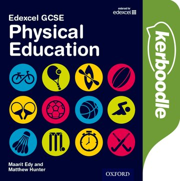 Edexcel GCSE Physical Education: Kerboodle Book