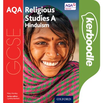 GCSE Religious Studies for AQA A: Hinduism Kerboodle Book