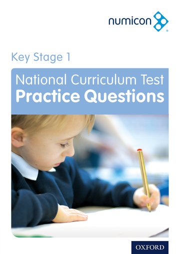 Numicon: Key Stage 1 National Curriculum Test Practice Questions