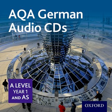 AQA A Level Year 1 and AS German Audio CD Pack