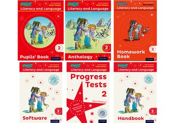 Read Write Inc. Literacy and Language: Year 2 Easy Buy Pack