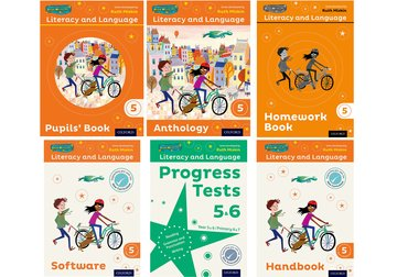 Read Write Inc. Literacy and Language: Year 5 Easy Buy Pack
