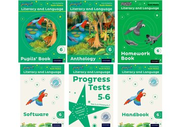 Read Write Inc. Literacy and Language: Year 6 Easy Buy Pack