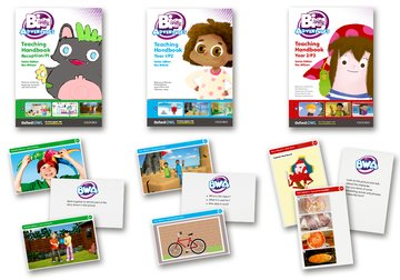 <i>Big Writing Adventures</i>: Reception-Year 2/Primary 1-3: Print Pack