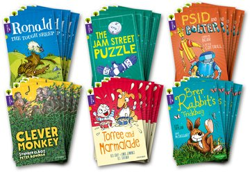 Oxford Reading Tree All Stars: Oxford Level 11: Pack 3 (Class pack of 36)