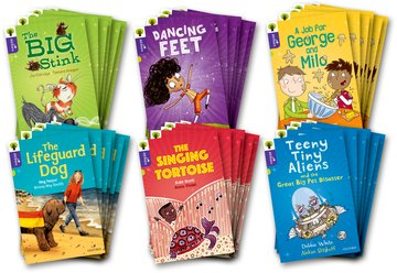 Oxford Reading Tree All Stars: Oxford Level 11: Class Pack of 36 (3b)