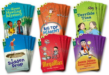 Oxford Reading Tree All Stars: Oxford Level 12   : Class Pack of 36 (4)