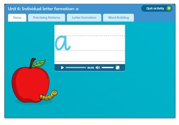 Nelson Handwriting: Reception/P1 to Year 2/P3: Teaching Software for Starter / Book 1/ Book 2