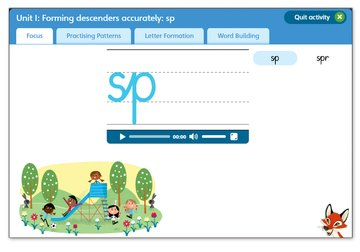 Nelson Handwriting: Year 3/P4 and Year 4/P5: Teaching Software for Books 3 and 4