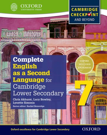 Complete English as a Second Language for Cambridge Lower