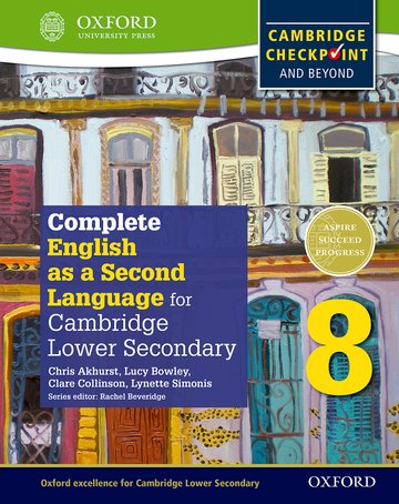 Complete English as a Second Language for Cambridge Lower Secondary Student Book 8