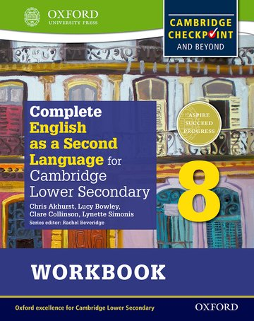 Complete English as a Second Language for Cambridge Lower Secondary Workbook 8