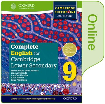 Complete English for Cambridge Lower Secondary Online
