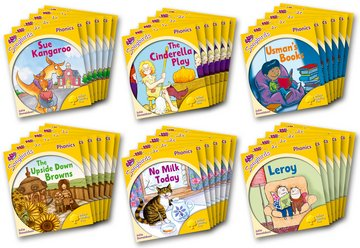Oxford Reading Tree Songbirds Phonics: Level 5: Class Pack of 36