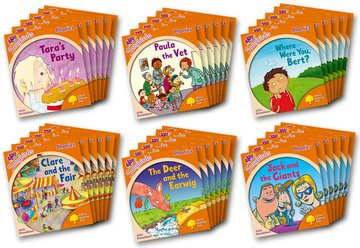 Oxford Reading Tree Songbirds Phonics: Level 6: Class Pack of 36