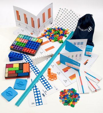 Numicon: One to One Starter Apparatus Pack B