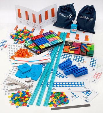 Numicon: Starter Apparatus Pack B