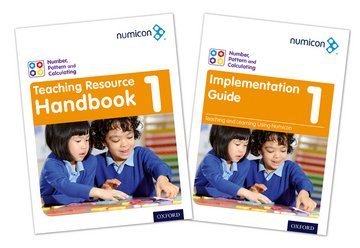 Numicon: Number, Pattern and Calculating 1 Teaching Pack