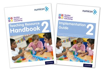 Numicon: Number, Pattern and Calculating 2 Teaching Pack
