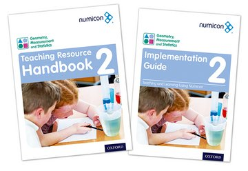 Numicon: Geometry, Measurement and Statistics 2 Teaching Pack