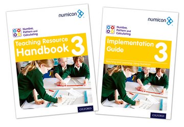 Numicon: Number, Pattern and Calculating 3 Teaching Pack