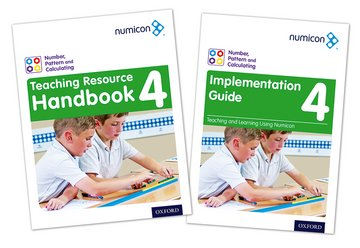 Numicon: Number, Pattern and Calculating 4 Teaching Pack