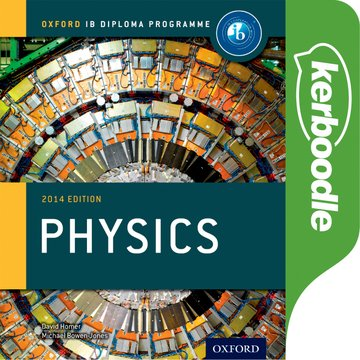 IB Physics Kerboodle Online Resources