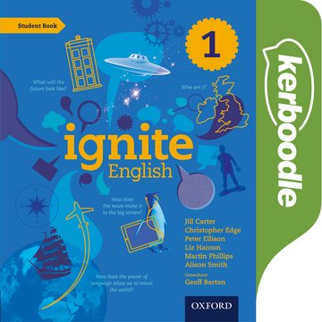 Ignite English: Ignite English Kerboodle Lessons, Resources and Assessments 1