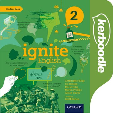 Ignite English: Ignite English Kerboodle Lessons, Resources and Assessments 2