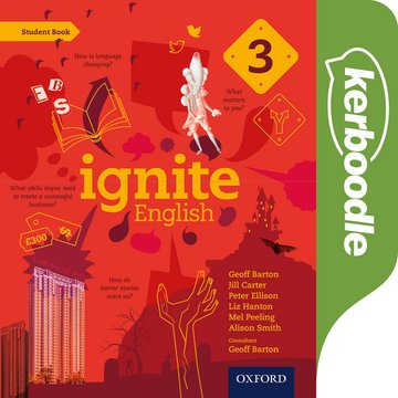 Ignite English: Ignite English Kerboodle Lessons, Resources and Assessments 3