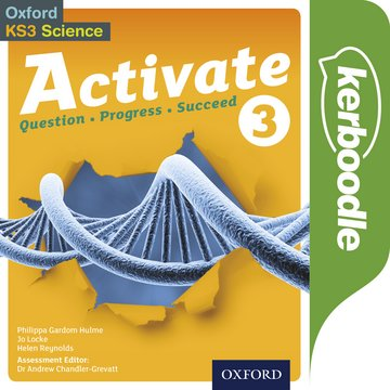 Activate 3 Kerboodle: Lessons, Resources and Assessment