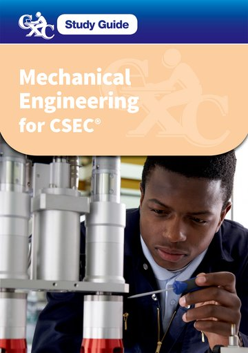 CXC Study Guide: Mechanical Engineering for CSEC