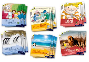 Oxford Reading Tree Explore with Biff, Chip and Kipper: Level 1: Class Pack of 36