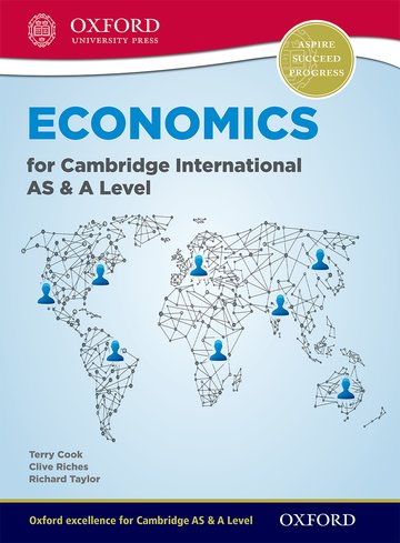 Economics for Cambridge International AS and A Level