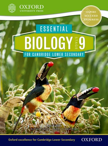 Essential Biology for Cambridge Lower Secondary Stage 9 Student Book