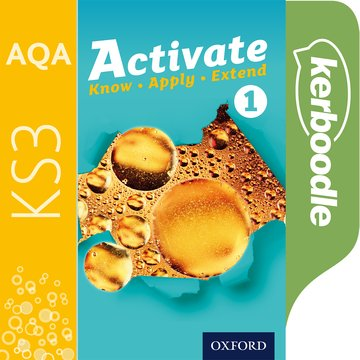 AQA Activate for KS3: Kerboodle: Lessons, Resources and Assessment 1